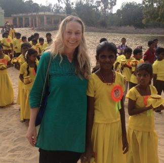 Marianne Hettinger India Tripura foundation